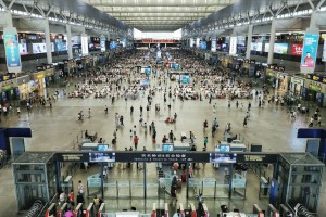 Chinese Outbound Travel Consumption in 2019