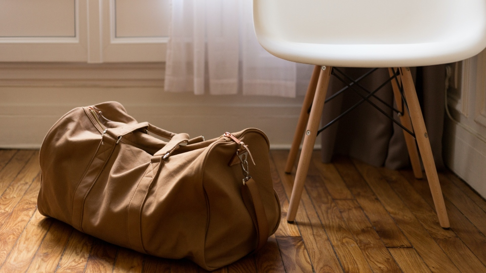 bed bugs can be found on bags and chairs too