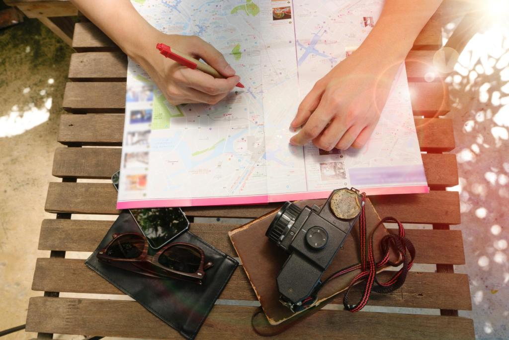 Pre-Planning your trip