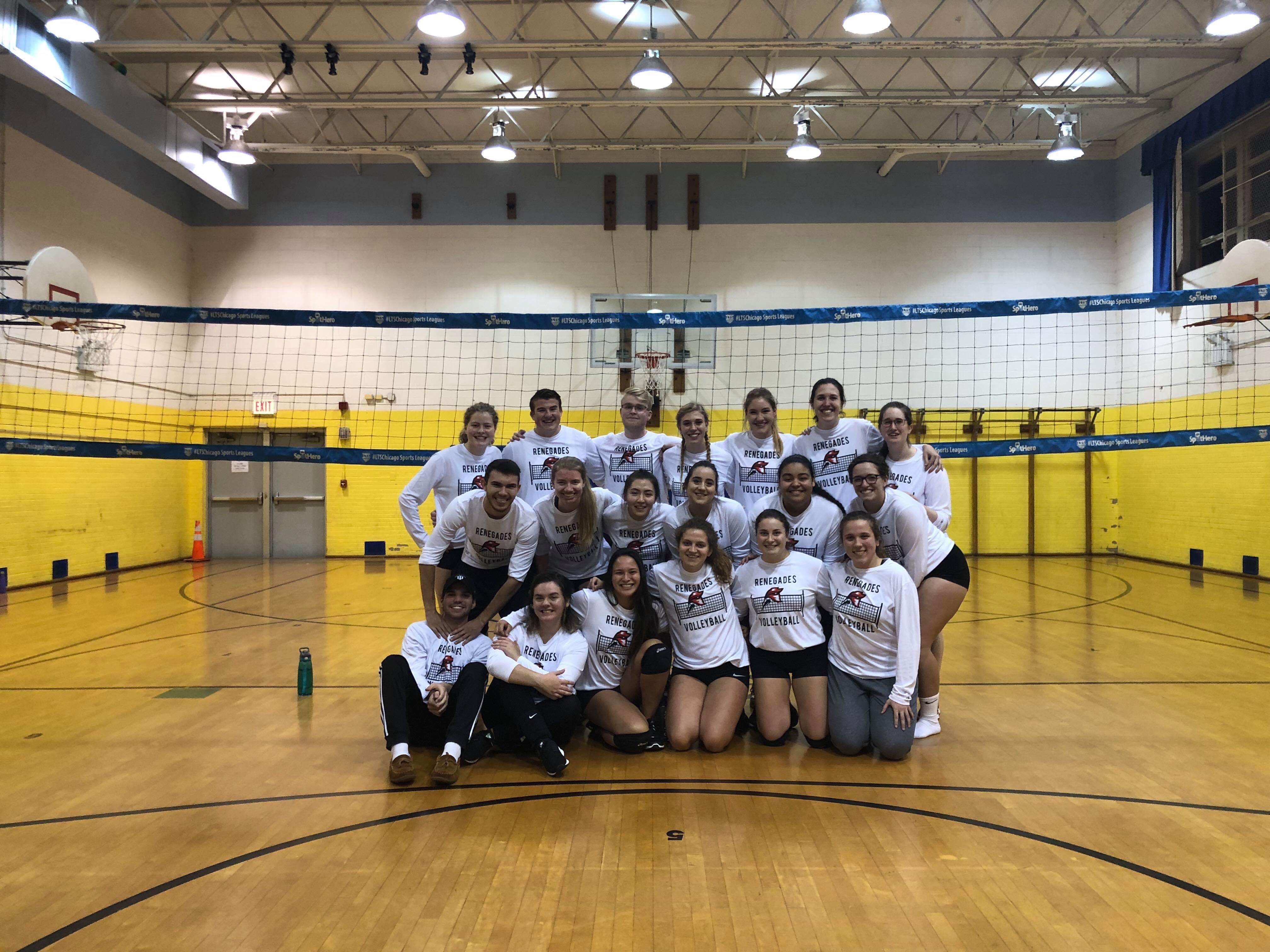 columbia college chicago volleyball