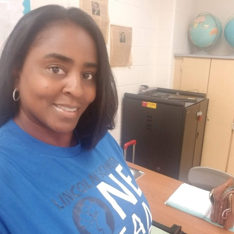 jennifer lampkin social studies teacher
