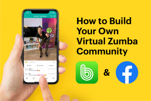 How Zumba Teachers Are Creating Virtual Communities on BAND and Facebook