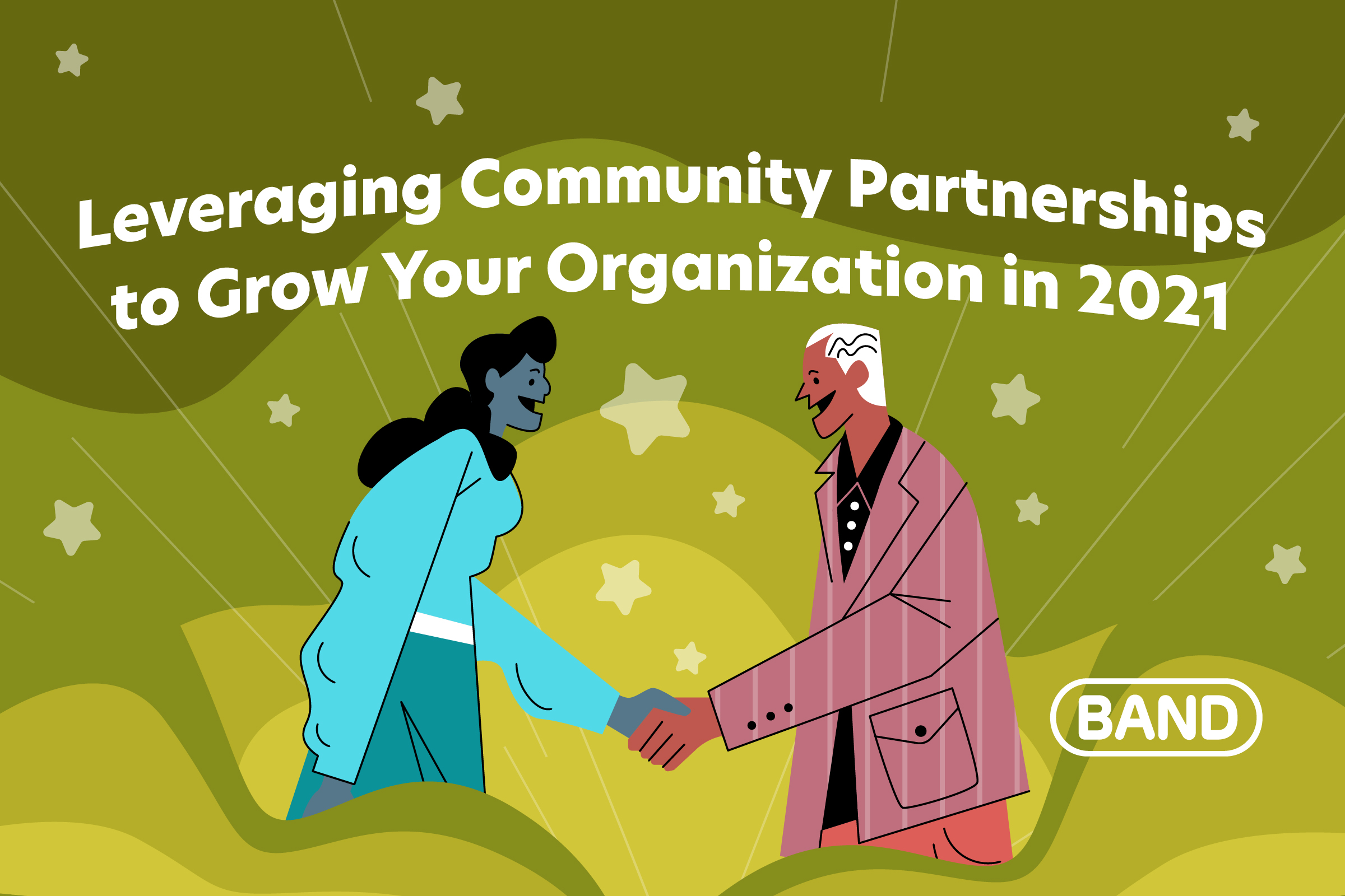 Leveraging Community Partnerships to Grow Your Organization