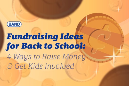 Fundraising Ideas for the Back to School Season