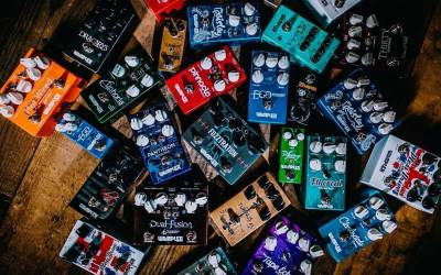 Footloose – The Best Effects Pedal Buys For Any Budget