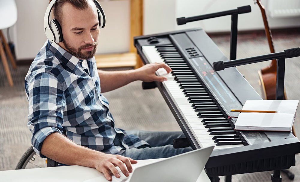 Best Electronic Keyboards for Music Production