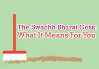 Swacch Bharat Cess