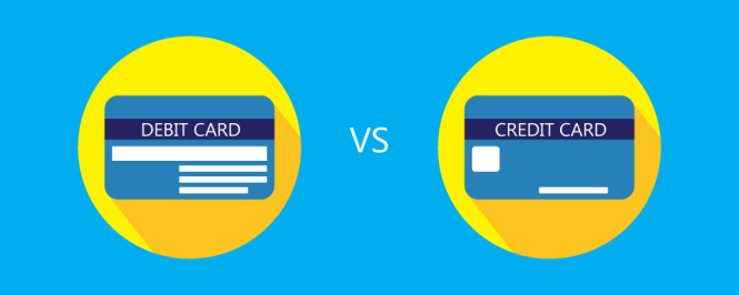 Debit Card or Credit Card - Which one to use?