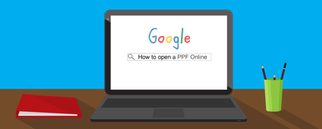 How to open a PPF online