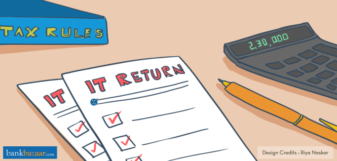 Here's your ITR filing checklist