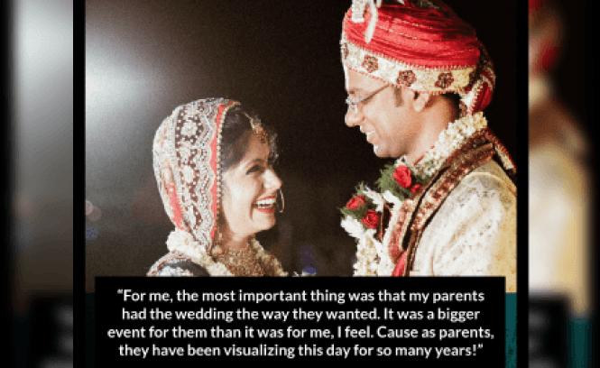 Amazing Things We Heard Couples Say This Wedding Season