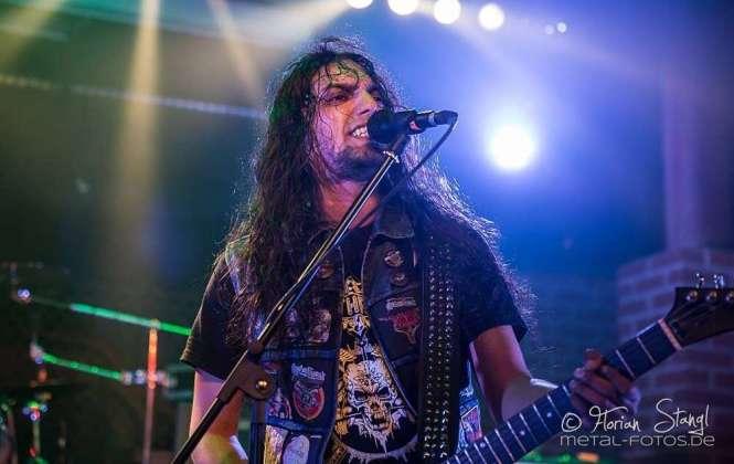 Metal, Money & Mentalness – Decrypting Kryptos' Frontman Nolan Lewis