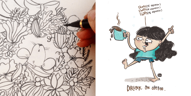 Straight From The Drawing Book Into Reality –A Penny Wise Chat with Alicia Souza