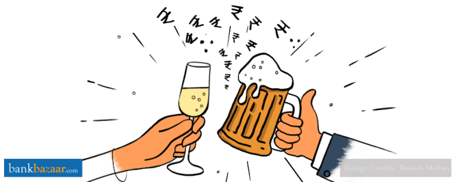 What Your Choice Of Alcohol Says About Your Financial Acumen
