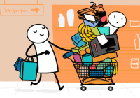 How You End Up Spending More Money Than Needed At Grocery Stores