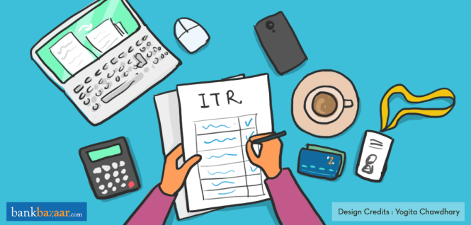 The New ITR Forms Up Close And Personal