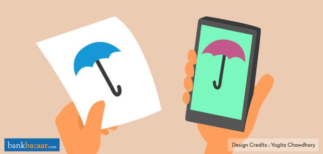 Insurance Online Vs. Offline