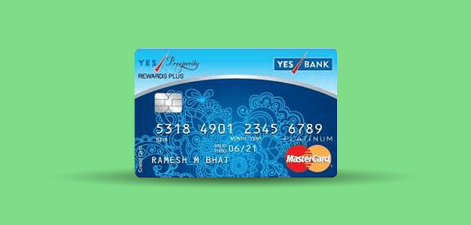 yes bank prosperity rewards card - february 2021 offers
