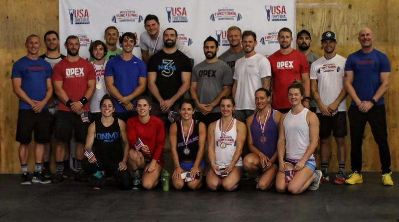 2017 USA Functional Fitness National Team