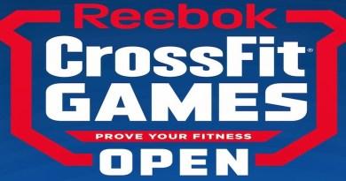 CrossFit Games Open