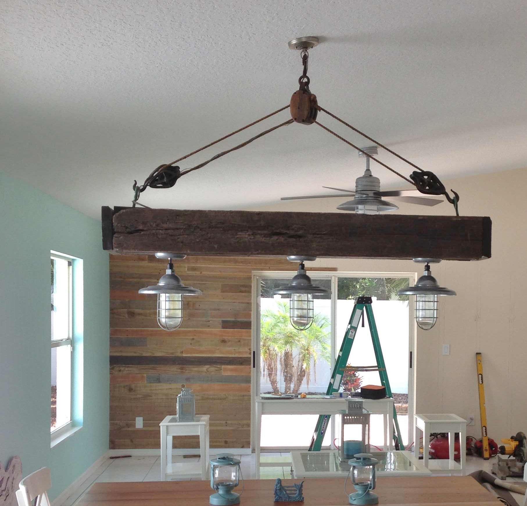 Barn Style Pendant Lights