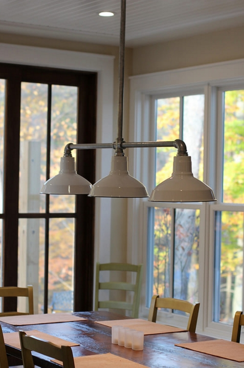Handcrafted Light Fixtures