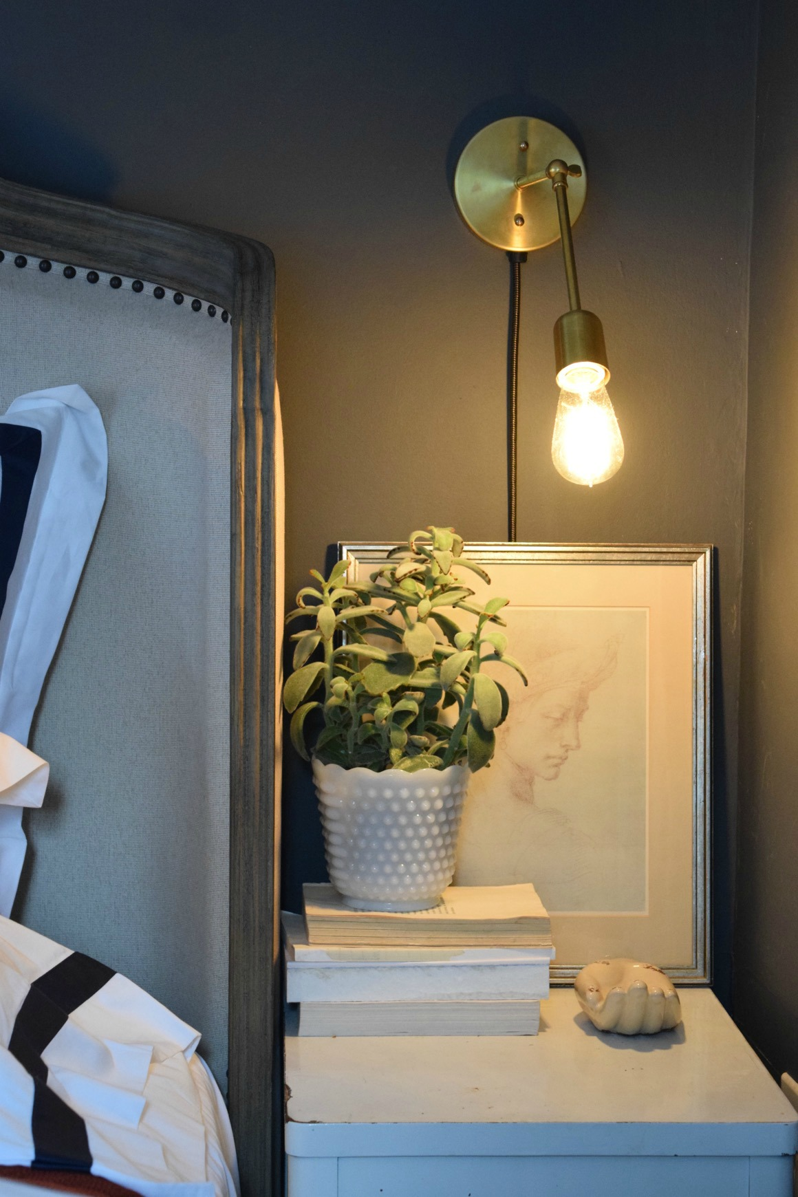 Professional's Corner | Brass Wall Sconces Offer Dramatic ... on Brass Wall Sconces Non Electric Lighting id=54683