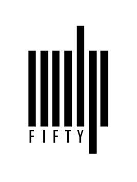 logo fifty