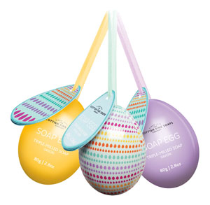 Scottish Fine Soaps have the perfect treats for Easter