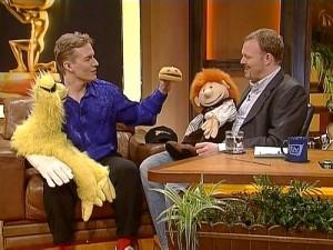 Patrick Martin bei TVtotal