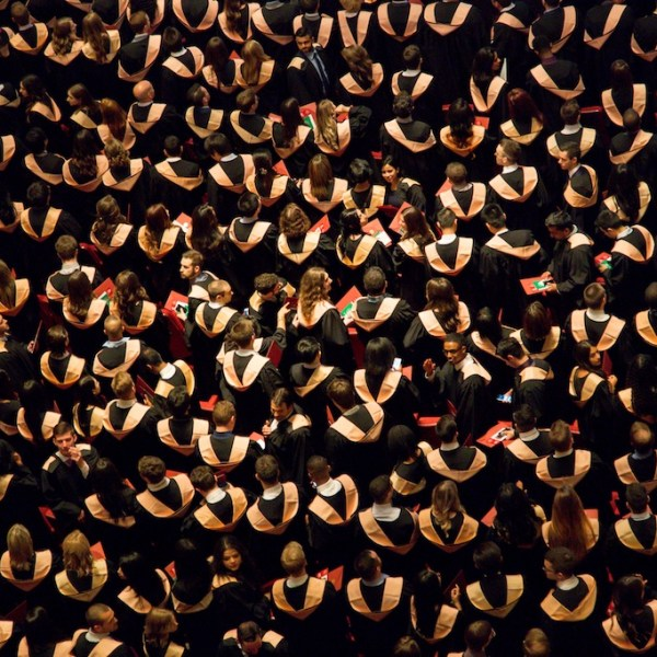 8 Life Lessons You Won't Hear At Graduation