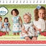 Creaciones Alves: moda infantil y canastilla