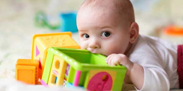 Beb de 0 a 6 meses el desarrollo de sus 5 sentidos - Comidas para bebes de 5 a 6 meses ...