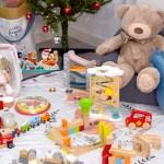 Infancia feliz: la importancia del desarrollo con juguetes