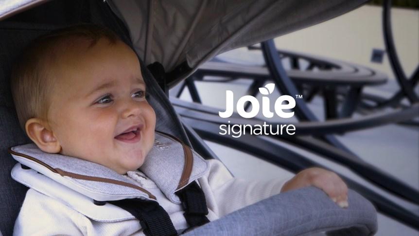 Joie reformula su línea Signature