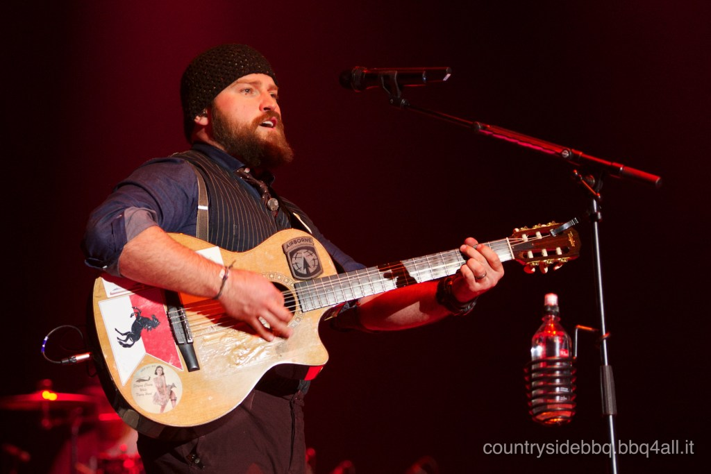 Zac Brown Band – Il country della Georgia atterra a Londra