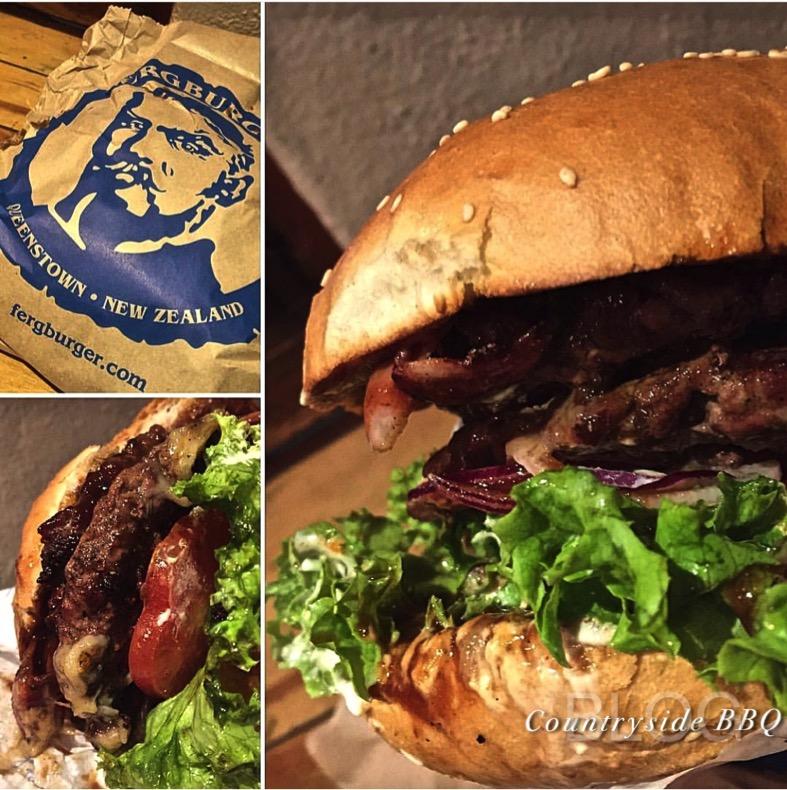 Fergburger – Queenstown – New Zeland