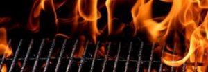 griglia rovente