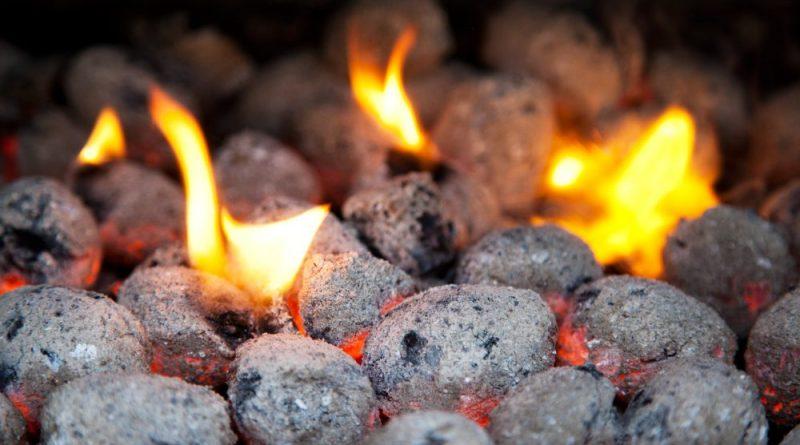 brichette di carbone