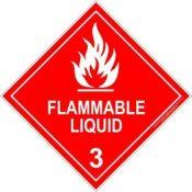 Pericolo liquidi infiammabile