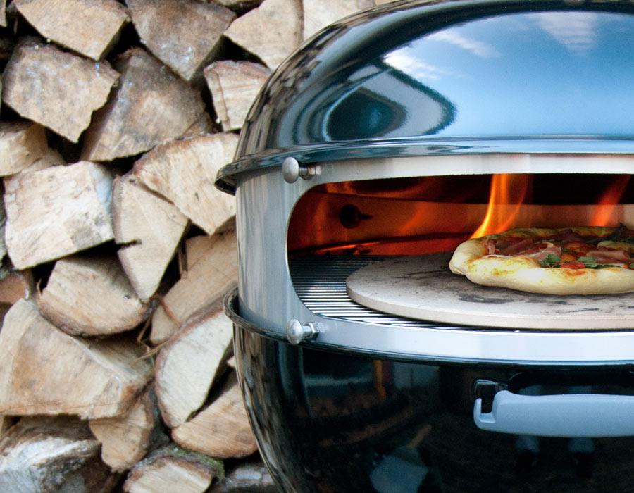 Pizza al BBQ