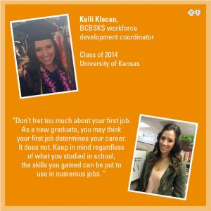 College advice feature - Kelli Klecan