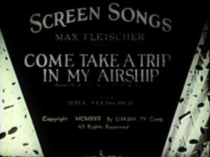 Come Take A Trip In My Airship