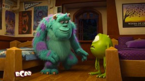 Winds of Change Trivia in Monsters University