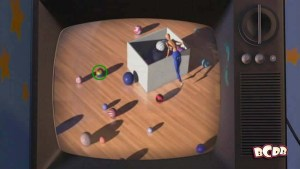 luxoball Toy Story 2 Easter Egg