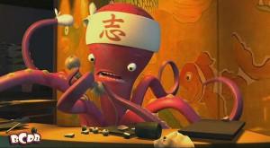 Monsters, Inc. Previews Nemo