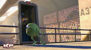 Nemo Cameo in Monsters, Inc.