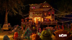 Pizza Truck appears in Pixar's MONSTERS UNIVERSITY