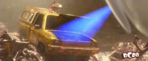 Pizza Truck Cameo in WALL·E
