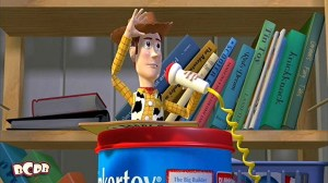 Toy Story 2 Easter Egg